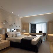 自然风格房间装修