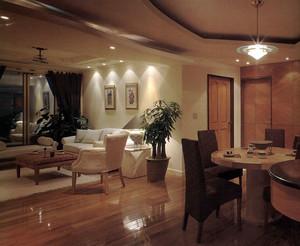 深色调家居装修设计