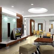 自然风格室内装潢设计