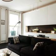 现代90平方米房屋装修图