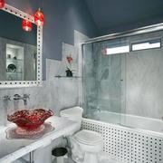 精致洗手间设计