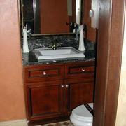 恬静系列洗手间设计