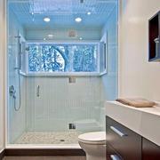 清爽宜人洗手间设计