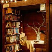 个性书屋小书房装修