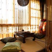 精致的卧室榻榻米装修效果图