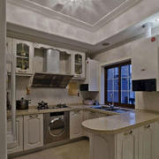 整体化厨房设计
