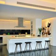 高贵的欧式厨房设计效果图