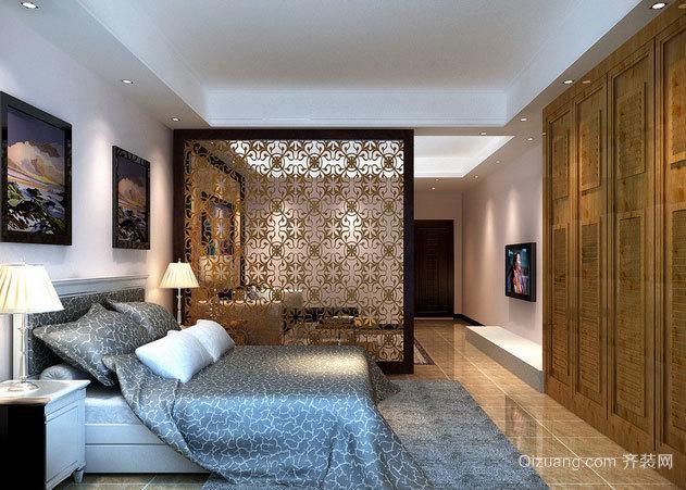 70平米宜家风格单身公寓住宅装修效果图