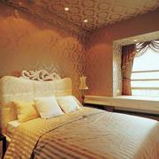 欧式风格小卧室装修效果图