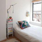 简约单身公寓卧室设计