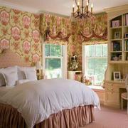 美式风格小卧室设计