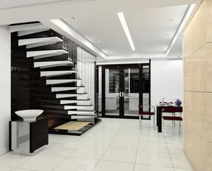 90平米大户型欧式风格室内设计效果图