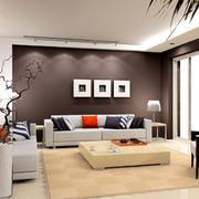 欧式沙发背景墙效果图