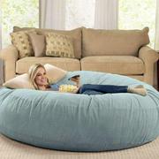 可以当作床的懒人沙发