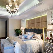 极具优雅气质的卧室背景墙