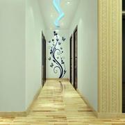 奢华装饰的走廊吊顶设计