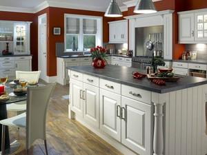 三居室大型欧式风格厨房装修效果图