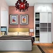 简约主义卧室设计