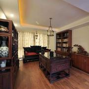 古色古香的中式书房装修