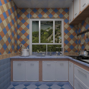 厨房装修墙面背景图
