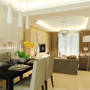 唯美精致的客厅装修效果图