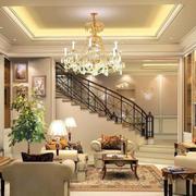 奢华大方的客厅装修效果图