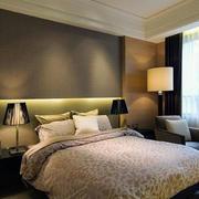 简约现代小卧室装修效果图