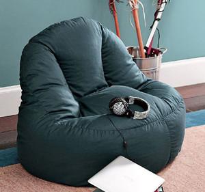 极具现代风格的懒人沙发装修效果图