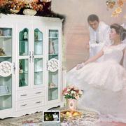 优雅气质酒柜设计
