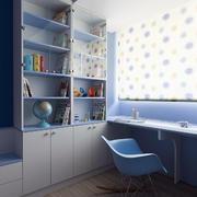 蓝色小书房