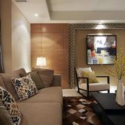 精致客厅装饰画设计