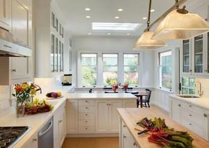 现代厨房灯饰设计