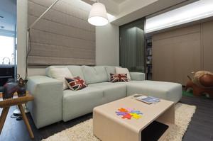 小户型精装之沙发布置