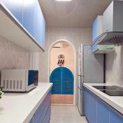 地中海式厨房