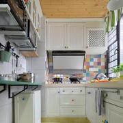 都市小厨房橱柜设计
