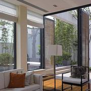 客厅阳台门设计