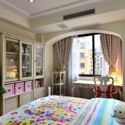 30平欧式儿童房设计