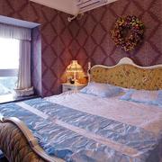 美式田园系卧室