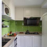 简约厨房橱柜设计