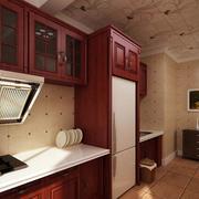 厨房壁纸设计