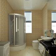 温暖卫生间设计