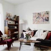 温馨公寓客厅装修设计