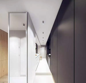 书房书柜一体化设计