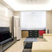 现代创意客厅装修