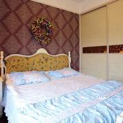田园系女生卧室