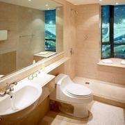 卫生间玻璃镜