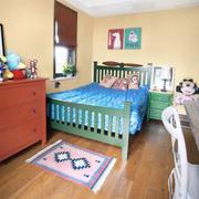 创意儿童房设计效果图