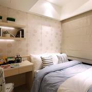 宜家风格小卧室