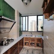 朴素小厨房设计