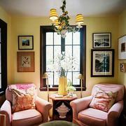 美式田园客厅沙发